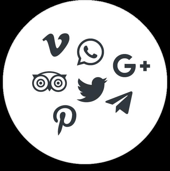 רשתות חברתיות נוספות