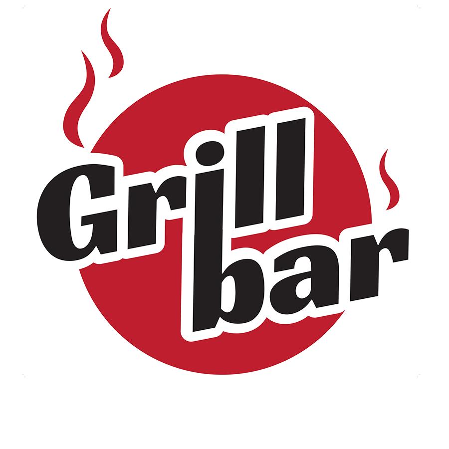 עיצוב לוגו גריל בר